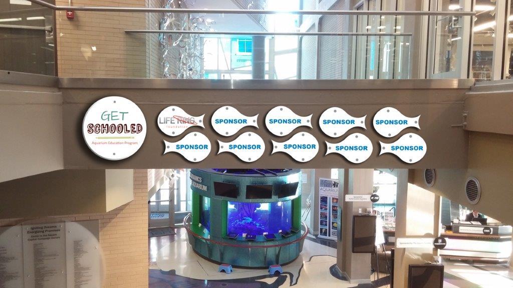 Center in the Square Get Schooled! Aquademics