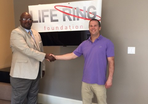 LRF Sponsors Lea Youth Outdoor Basketball League